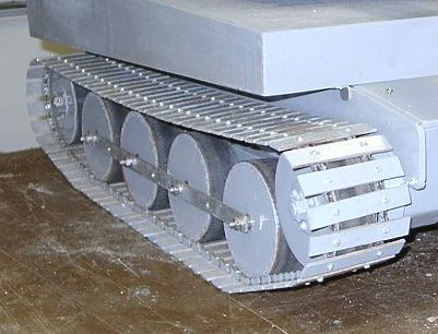 To build homemade tank tracks furthermore homemade rc tank track plans