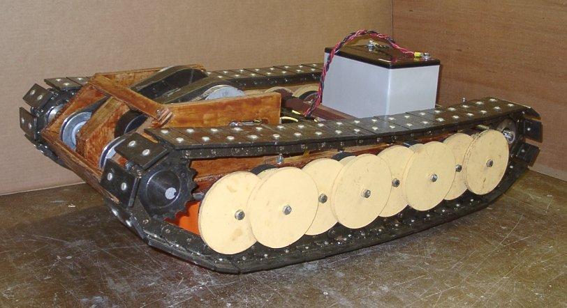 Monster Truck Engine Battlebot Ok