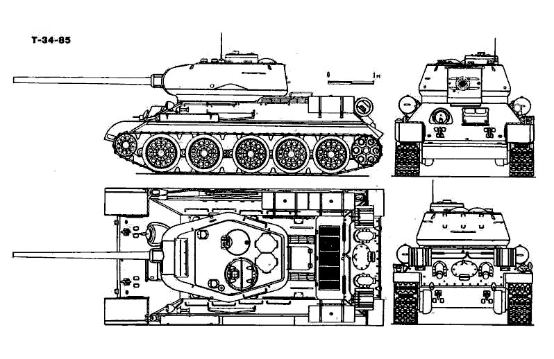 homemade tank plans