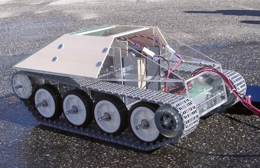Plastic Conveyor Track